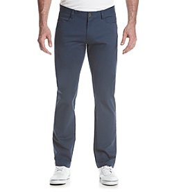 Calvin Klein Men's Four Pocket Sateen Pants