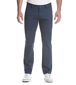 Calvin Klein Men's Four Pocket Sateen Pants