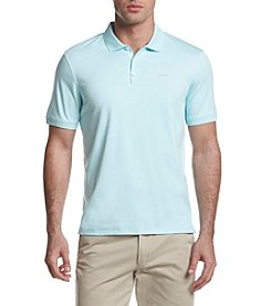 Calvin Klein Men's Liquid Cotton Short Sleeve Polo