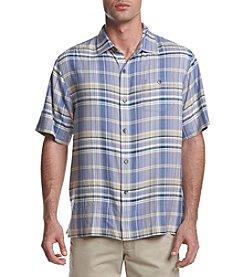 Tommy Bahama® Men's Manoa Madras Short Sleeve Button Down Shirt