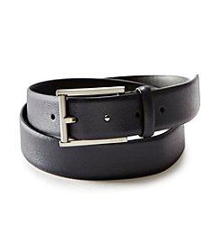 Calvin Klein 35mm Feather Edge Texture Belt