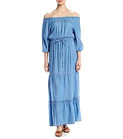 Chelsea & Theodore® Tiered Maxi Dress