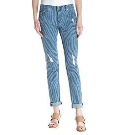 MICHAEL Michael Kors® Zebra Dillon Relaxed Jeans