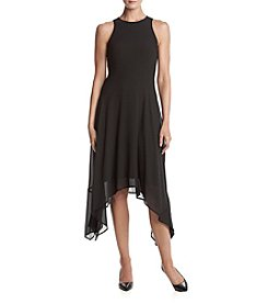 MICHAEL Michael Kors® High Low Woven Maxi Dress