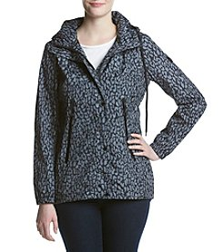 MICHAEL Michael Kors® Printed Hooded Anorak Jacket