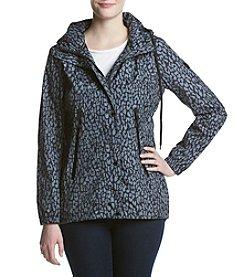 MICHAEL Michael Kors® Printed Hooded Anorak Jacket