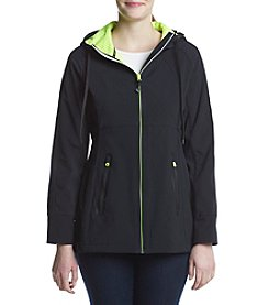 MICHAEL Michael Kors® MK Aline Softshell Hooded Jacket