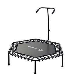 Upper Bounce® Hexagonal Fitness Mini-Trampoline
