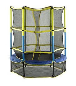 Upper Bounce® Kid-Friendly Trampoline & Enclosure Set