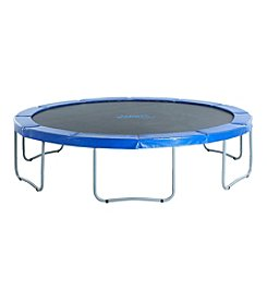 Upper Bounce® Round Trampoline with Safety Pad