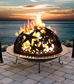 Good Directions® Small Starry Night Fire Dome