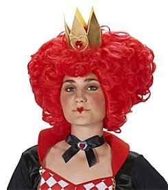 Red Heart Queen Adult Wig