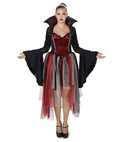 Red Velvet Queen of Hearts Adult Costume