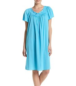 Miss Elaine® Short Vine Nightgown