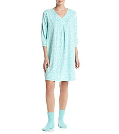 Intimate Essentials® Sleepshirt With Socks
