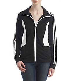 Charmed Hearts™ Colorblock Athletic Jacket