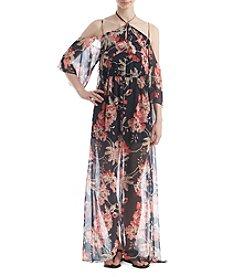 XOXO® Floral Maxi Dress