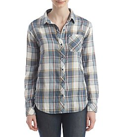 Hippie Laundry Classic Plaid Shirt