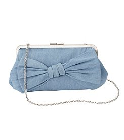 La Regale® Framed Clutch With Bow