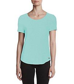 Calvin Klein Shirt Tail Tee