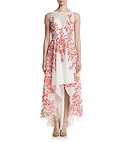 Nicole Miller New York™ Floral High-Low Dress
