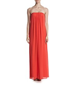 Nicole Miller New York™ Long Souffle Dress