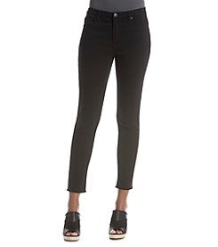 Ruff Hewn Fray Hem Skinny Jeans