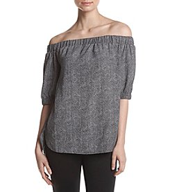 MICHAEL Michael Kors® Sting Ray Off The Shoulder Top
