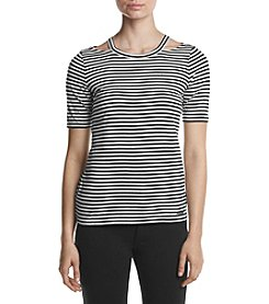 MICHAEL Michael Kors® Detached Neck Top