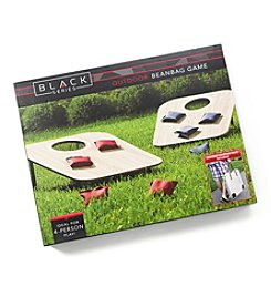 Black Series Bean Bag Toss Game