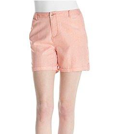 Le Tigre Striped Shorts