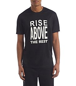 Exertek® Men's Rise Above The Rest Short Sleeve Tee