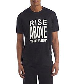 Exertek® Men's Rise Above The Rest Short Sleeve Tee