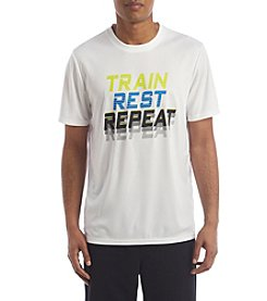Exertek® Men's Train Rest Repeat Tee
