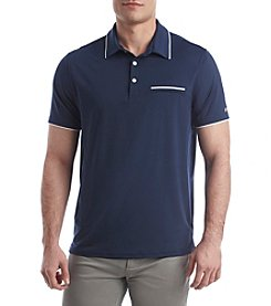 Le Tigre Men's Solid Performance Polo