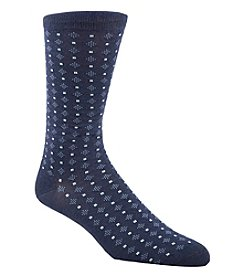 Cole Haan® Men's Square Neat Dress Socks