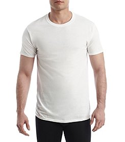 Hanes® Men's Blue Label 4-Pack Crewneck Tee