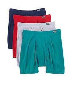 Hanes® Men's Blue Label Boxer Briefs
