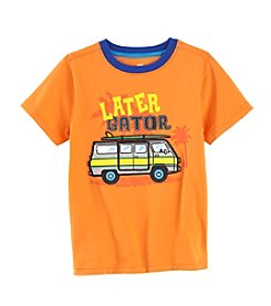 Mix & Match Boys' 4-8 Later Gator Graphic Tee