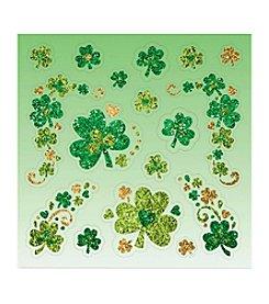 St. Patrick's Day Shamrock Body Jewelry