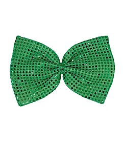 St. Patrick's Day Green Adult Bowtie
