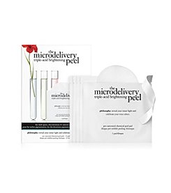 philosophy® Microdelivery Triple Acid Peel Pads