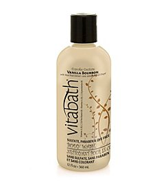 Vitabath® Vanilla Bourbon Moisturizing Body Wash