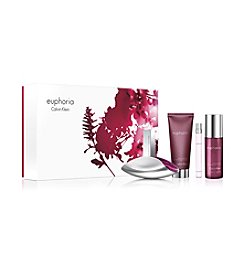 Calvin Klein Four Piece euphoria Gift Set (A $174 Value)