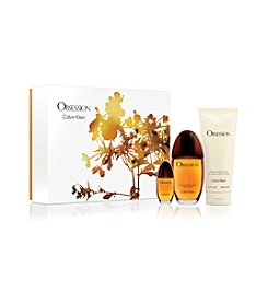 Calvin Klein OBSESSION Three Piece Gift Set (A $154 Value)
