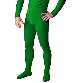 Men's Adult Kelly Green Professional Tights