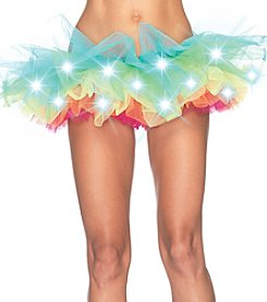 Adult Light-Up Rainbow Tutu