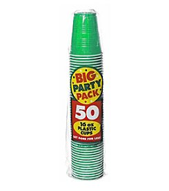 Big Party Pack 50-pc. of 16-oz. Plastic Cups