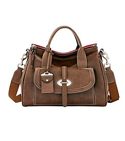 Dooney & Bourke Front Pocket Satchel