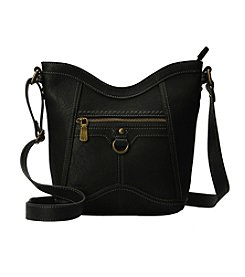 b.o.c All Over Vinyl Mansield Crossbody